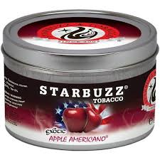 starbuzz apple americano review