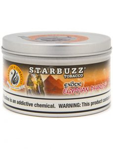 Starbuzz Egyptian Pharohs shisha flavor