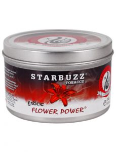 Starbuzz shisha tobacco Flower Power