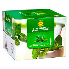 box of Al Fakher Mint shisha tobacco flavor