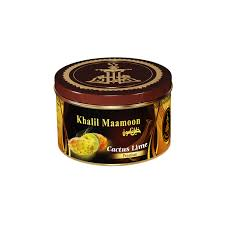package of Khalil Mamoon mango flavor